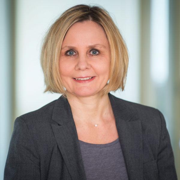 Daniela Schüpfer von der VPZ Vermögens Planungs Zentrum AG
