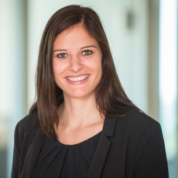 Nadine Furrer von der VPZ Vermögens Planungs Zentrum AG